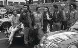 Renault Alpine vintage photo