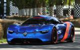 Renault Alpine concept