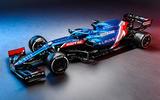 Alpine F1 Team 1 800