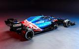 Alpine F1 Team 5 800