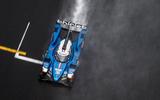 Alpine endurange racing - Shanghai 2018 top down
