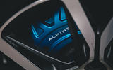 Britain's Best Car Awards 2020 - Alpine A110 brake calipers