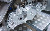 Aston Martin Valkyrie engine