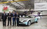 Aston Martin St Athan plant