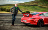 Meeting Andreas Preuninger - Porsche's high-performance car manager