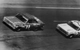 Mario Andretti NASCAR Daytona 500 1967