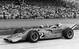 Mario Andretti won the Indianapolis 500 in 1969