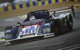 Mario Andretti 24 Hours of Le Mans 1995