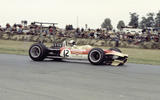 Mario Andretti Watkins Glen 1968