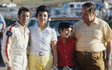 Mario, Michael and Aldo Andretti - image credit Getty Images