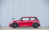 Mini Cooper S Works 210 side profile