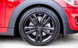 17in Mini Cooper S Works 210 alloys