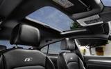 Volkswagen Arteon sunroof