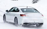 Volkswagen Arteon R spy photos - rear