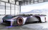 2020 Fordzilla P1 concept - static