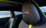 Aston Martin DB11 UK first drive seats
