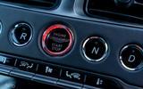Aston Martin DB11 UK first drive switchgear