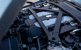 Aston Martin DB11 UK first drive engine