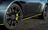 Aston Martin DB11 UK first drive wheels