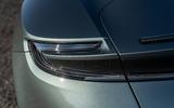 Aston Martin DB11 UK first drive rear lights