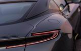 Aston Martin DB11 UK first drive rear close