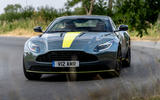 Aston Martin DB11 UK first drive