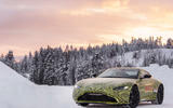 New 2018 Aston Martin Vantage - prototype review