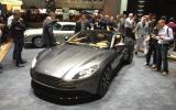 Aston Martin DB11 Geneva