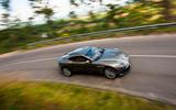 Aston Martin DB11 top profile