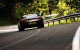 Aston Martin DB11 rear cornering