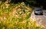 Aston Martin DB11 hard cornering