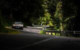 Aston Martin DB11 cornering