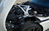 4.0-litre V8 Aston Martin DB11 engine