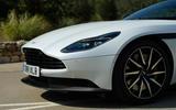 Aston Martin DB11 V8 alloy wheels