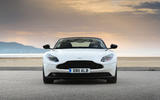 Aston Martin DB11 V8 front end