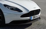 Aston Martin DB11 V8 front grille
