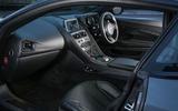 Aston Martin DB11 V8 interior