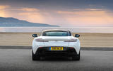 Aston Martin DB11 V8 rear end