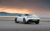 Aston Martin DB11 V8 rear quarter