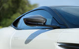Aston Martin DB11 V8 wing mirror
