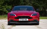 Aston Martin Vantage GT8 front