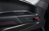 Aston Martin Vantage GT8 door pull