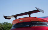 Aston Martin Vantage GT8 rear spoiler
