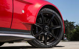 Aston Martin Vantage GT8 front wheelarch