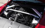 4.7-litre V8 Aston Martin Vantage GT8 engine