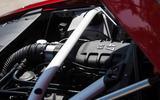 Aston Martin Vantage GT8 engine bay