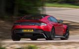 Aston Martin Vantage GT8 rear cornering