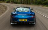 Aston Martin Vanquish S rear end