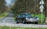 Aston Martin heritage tour: from the DB6 to the DBX