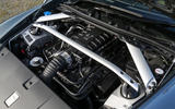 4.7-litre V8 Aston Martin Vantage AMR engine